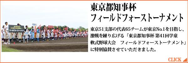東京都知事杯