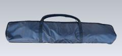 専用キャリーバックに入れれば、収納・持ち運びも便利です。サイズ:111cm x 31cm x 14cm
