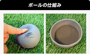 ボールの仕組み